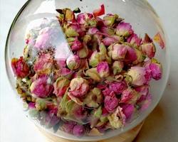 Moyenne boule de Rose